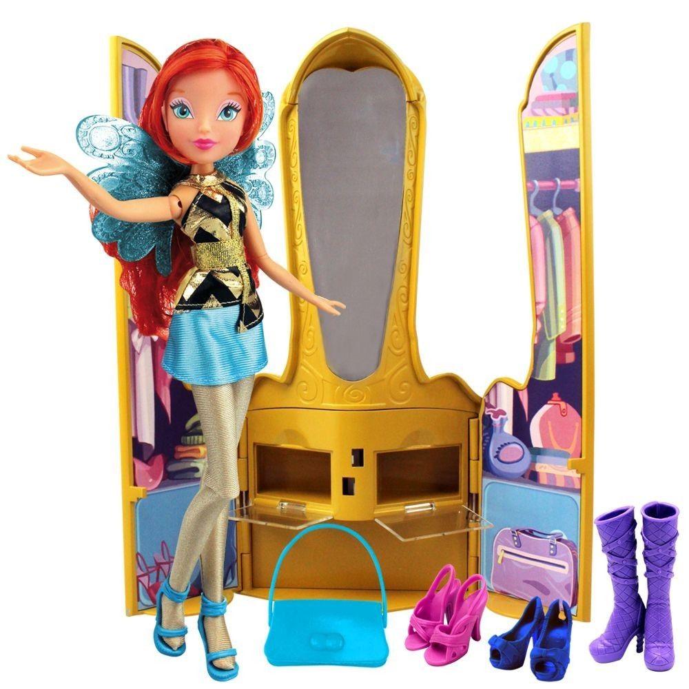 Купить Игровой набор - Волшебный трон, IW01331500), Winx Club