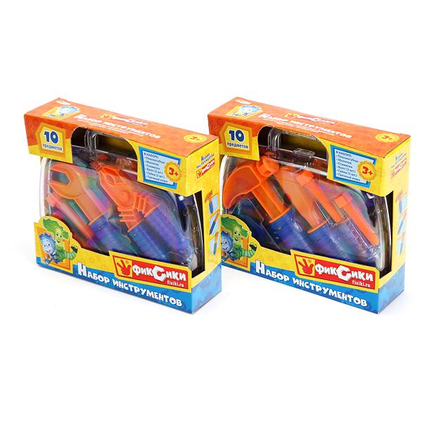 Набор инструментов «Фиксики»Детские мастерские, инструменты<br>Набор инструментов «Фиксики»<br>