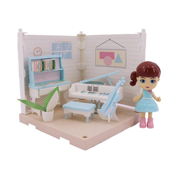 Купить Игровой набор - Милый уголок - Музыкальная комната, Funky Toys