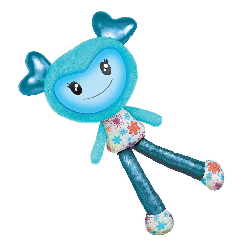 Кукла музыкальная интерактивная, голубаяИнтерактивные куклы<br>Кукла музыкальная интерактивная, голубая<br>