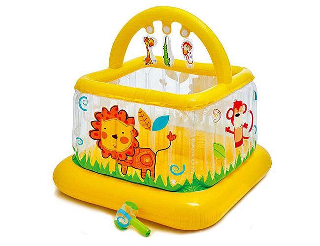 Детский надувной игровой центрМанежи<br>Детский надувной игровой центр<br>
