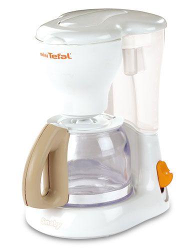 Кофеварка Тefal функциональнаяАксессуары и техника для детской кухни<br>Детская кофеварка Tefal предназначена для сюжетно-ролевых игр детей в возрасте от 3 лет...<br>
