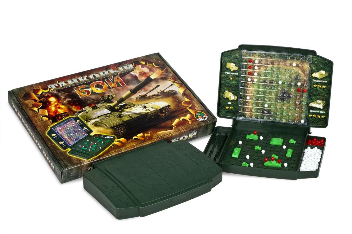 Танковый бой, настольная играМорской бой<br>Танковый бой, настольная игра<br>