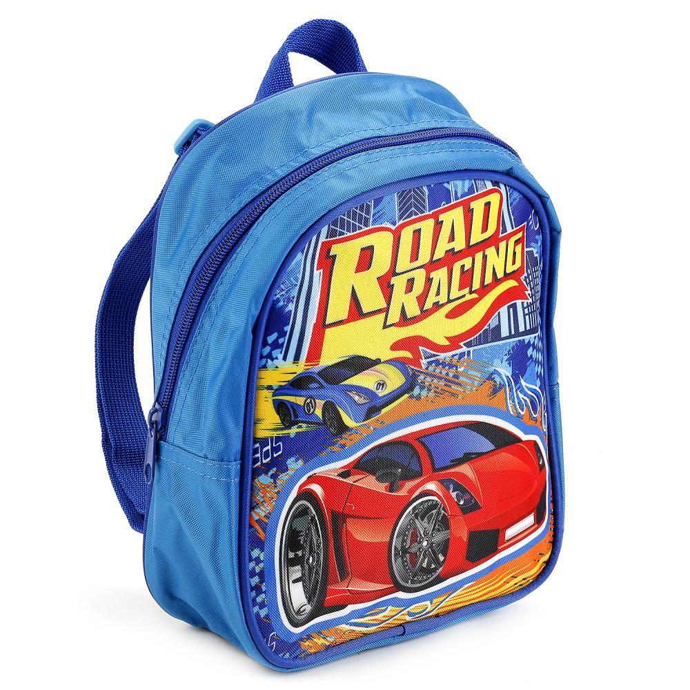 Купить Дошкольный рюкзак – Гонки, малый, Играем вместе