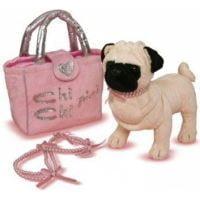 Плюшевая собака Мопс с аксессуарами (Simba, 5895932)