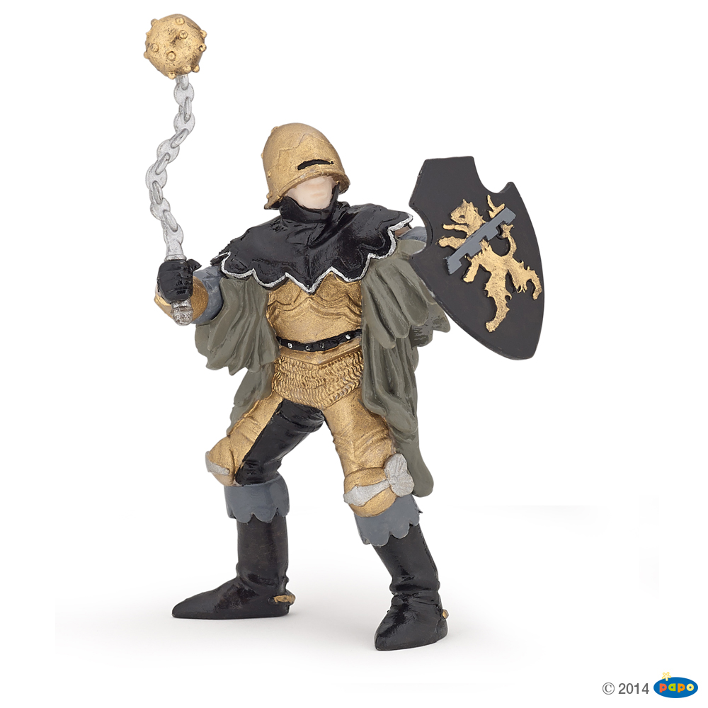 Черно-бронзовый офицер с булавойФигурки Papo<br>Черно-бронзовый офицер с булавой<br>
