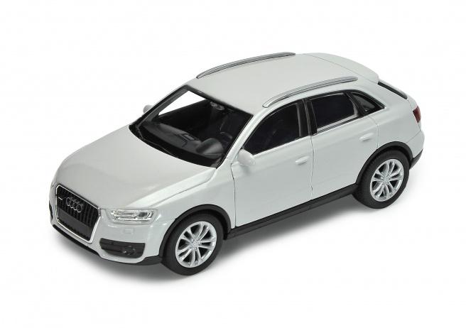 Модель машины Audi Q3, 1:34-39Audi<br>Модель машины Audi Q3, 1:34-39<br>