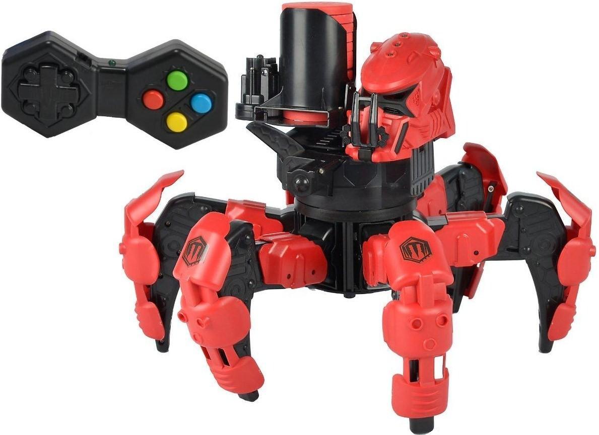 Радиоуправляемая игрушка - боевой робот Doom RazorРоботы на радиоуправлении<br>Радиоуправляемая игрушка - боевой робот Doom Razor<br>