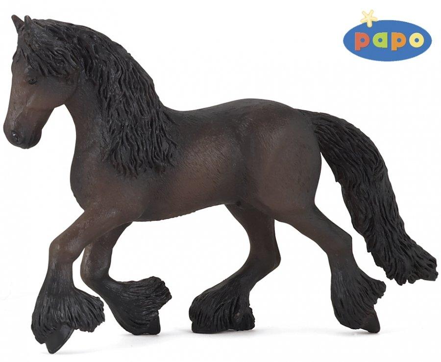 Купить Фигурка - Фризская лошадь, Papo
