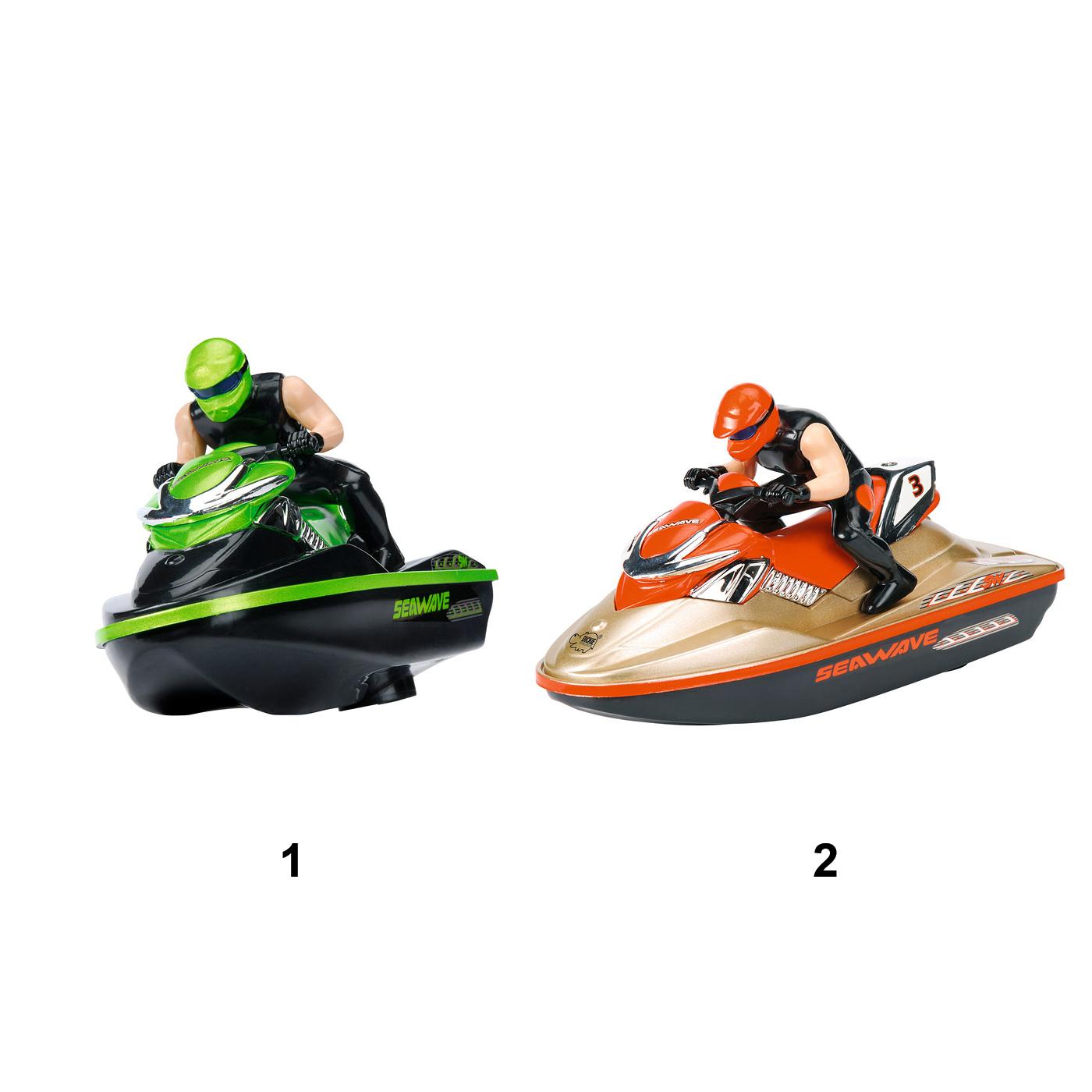 Скоростной скутер, 22 см., 2 видаИгрушки для ванной<br>Скоростной скутер, 22 см., 2 вида<br>