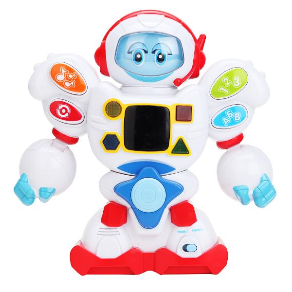 Обучающий робот-фотон - со светом и звукомРоботы<br>Обучающий робот-фотон - со светом и звуком<br>