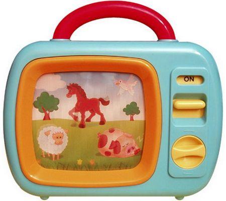Развивающий центр – ТелевизорРазвивающие игрушки PlayGo<br>Развивающий центр – Телевизор<br>