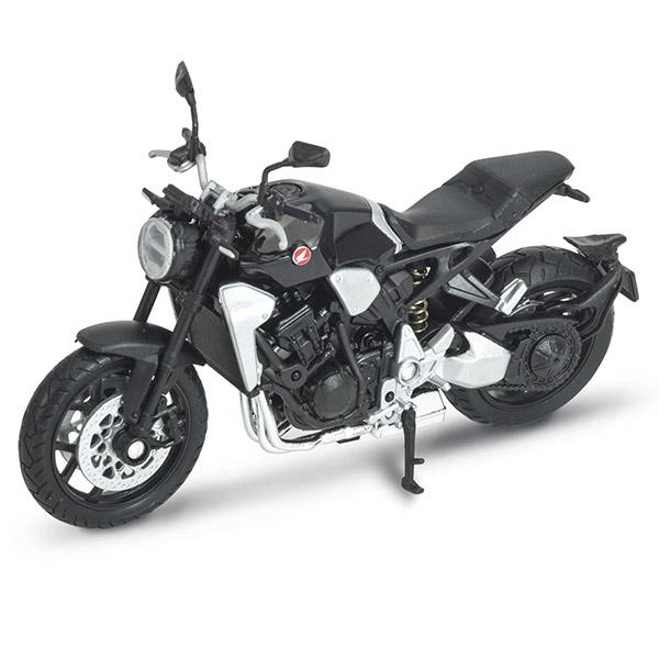 Купить Модель мотоцикла Honda CB1000R, масштаб 1:18, Welly