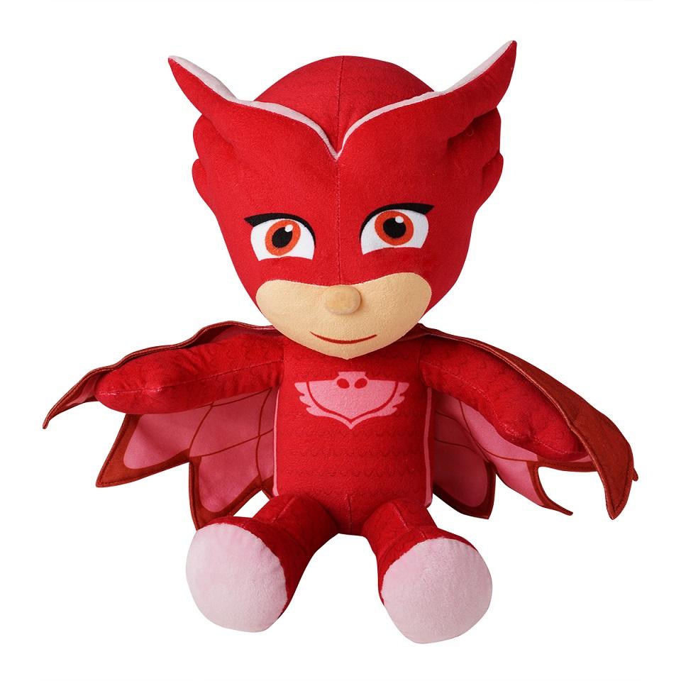 Купить Мягкая игрушка – Алетт из серии Герои в масках PJ masks, 45 см., Росмэн