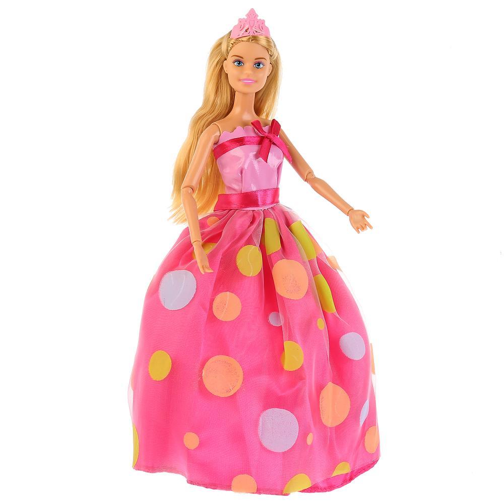 Купить Кукла София Принцесса из серии День рождения, 29 см., с аксессуарами, Карапуз