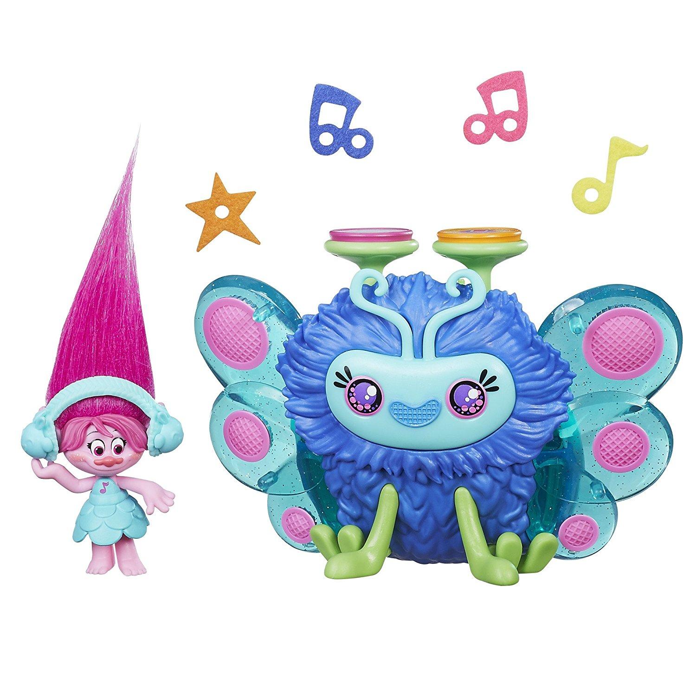 Игровой набор  Диджей Баг Trolls - Тролли игрушки, артикул: 157042
