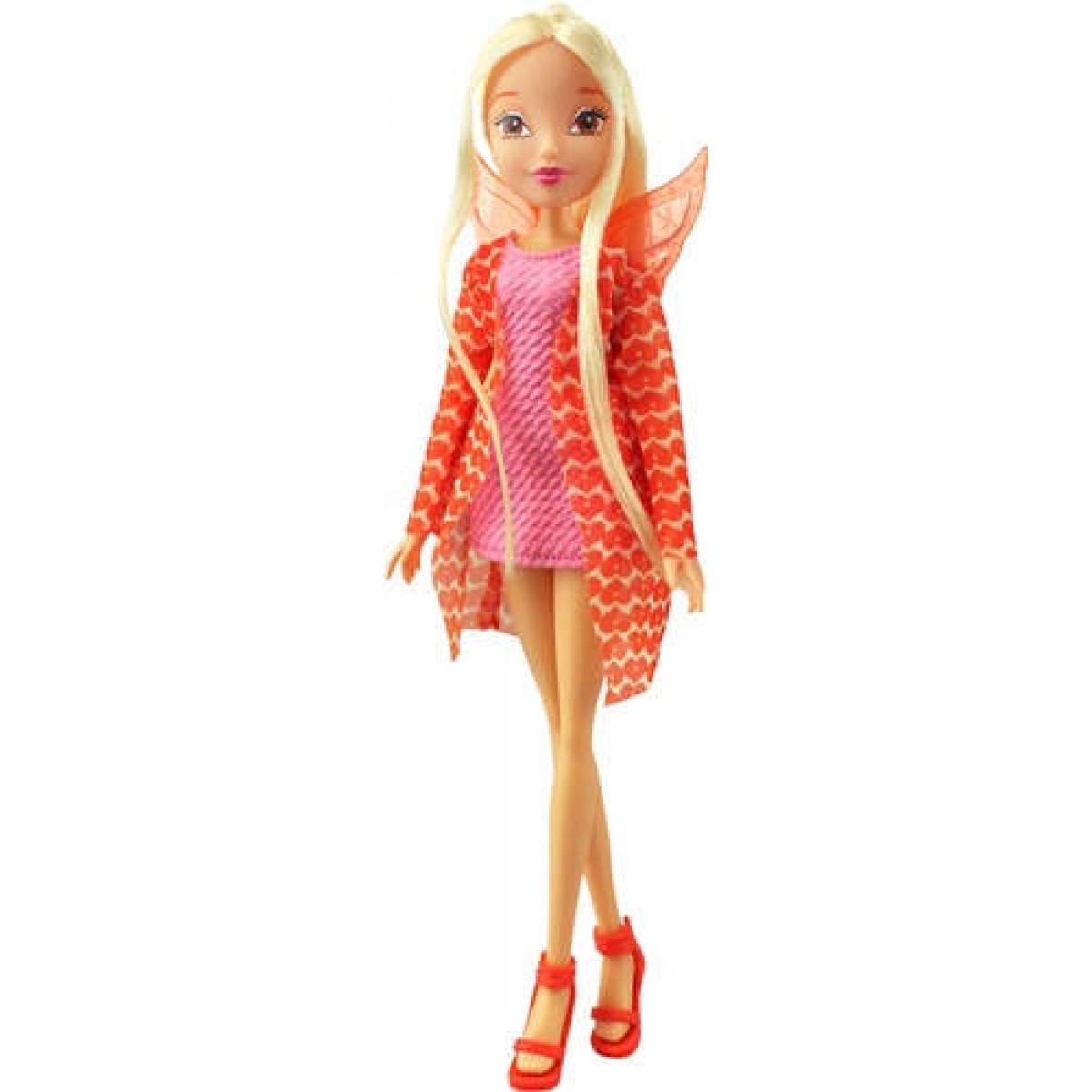 Кукла из серии Winx Club Красотка – StellaКуклы Винкс (Winx)<br>Кукла из серии Winx Club Красотка – Stella<br>