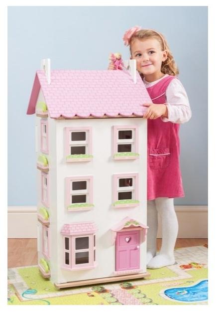 """Дом для кукол """"Виктория"""" от Toyway"""