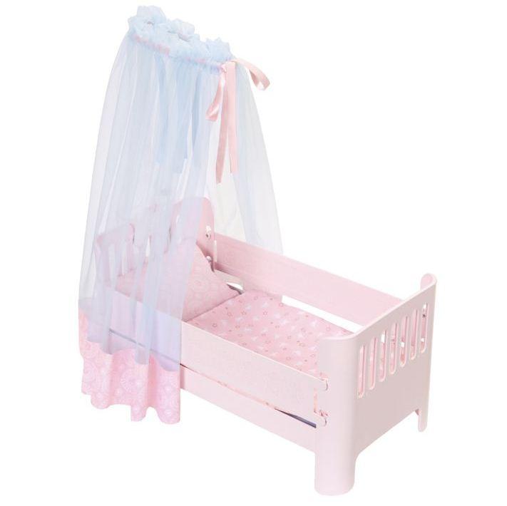Кроватка для кукол Baby Annabell - Спокойной ночиДетские кроватки для кукол<br>Кроватка для кукол Baby Annabell - Спокойной ночи<br>