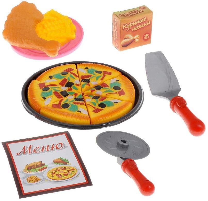 Набор Пицца с аксессуарамиАксессуары и техника для детской кухни<br>Набор Пицца с аксессуарами<br>