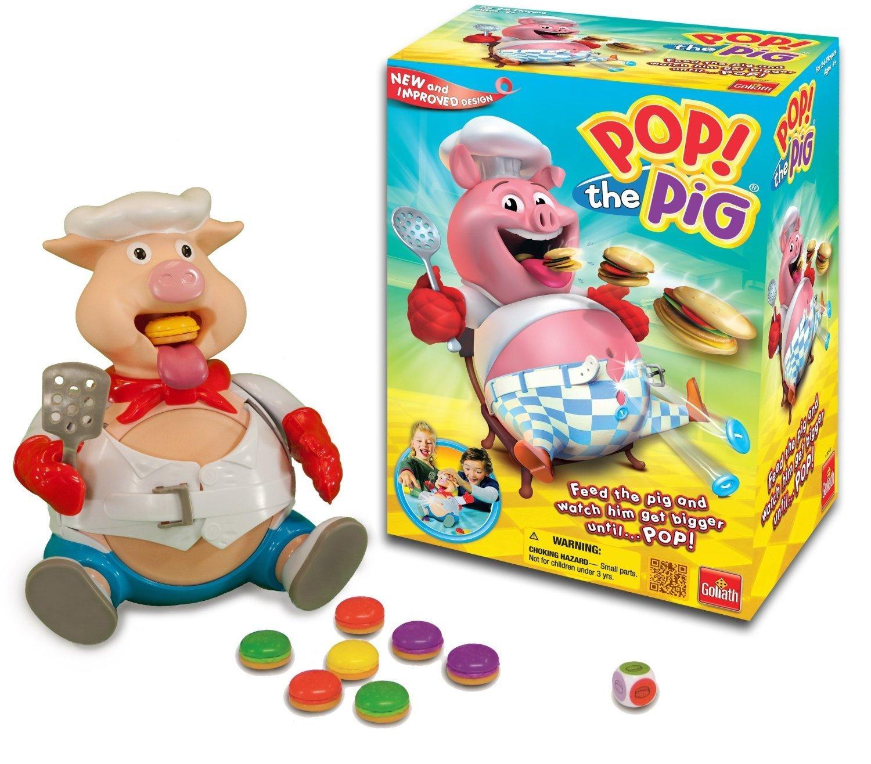 Игра - Поросенок-обжораИгры для компаний<br>Игра - Поросенок-обжора<br>
