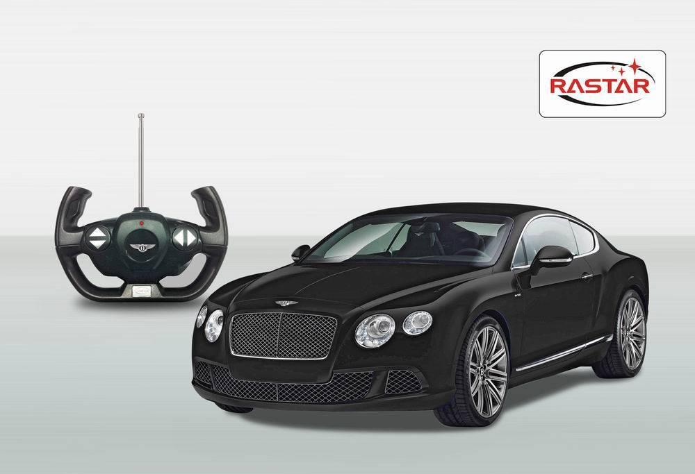 Bentley Continental GT speed на радиоуправлении, масштаб 1:14 - Радиоуправляемые игрушки, артикул: 99649