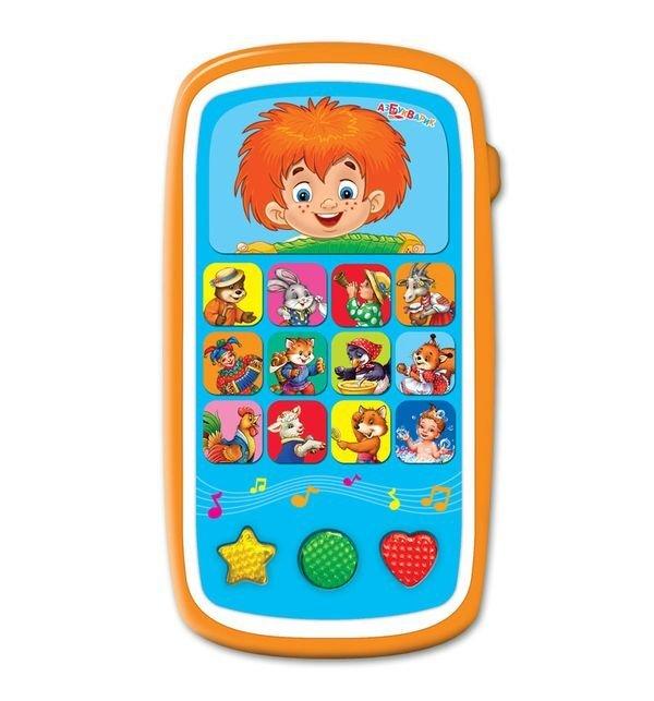 Мультиплеер с огоньками - Веселый АнтошкаИнтерактив для малышей<br>Мультиплеер с огоньками - Веселый Антошка<br>