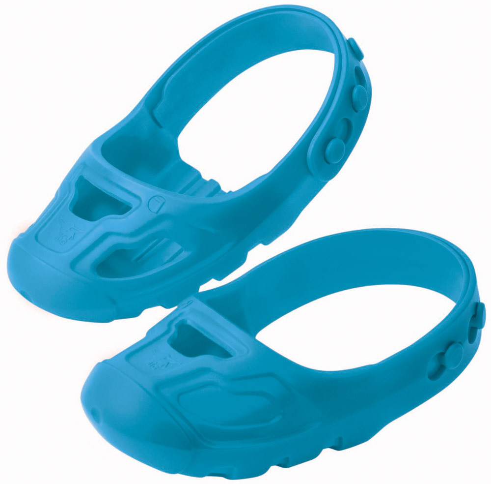 Защита для обуви, синяя, размер 21-27Защита: шлемы и пр.<br>Защита для обуви, синяя, размер 21-27<br>