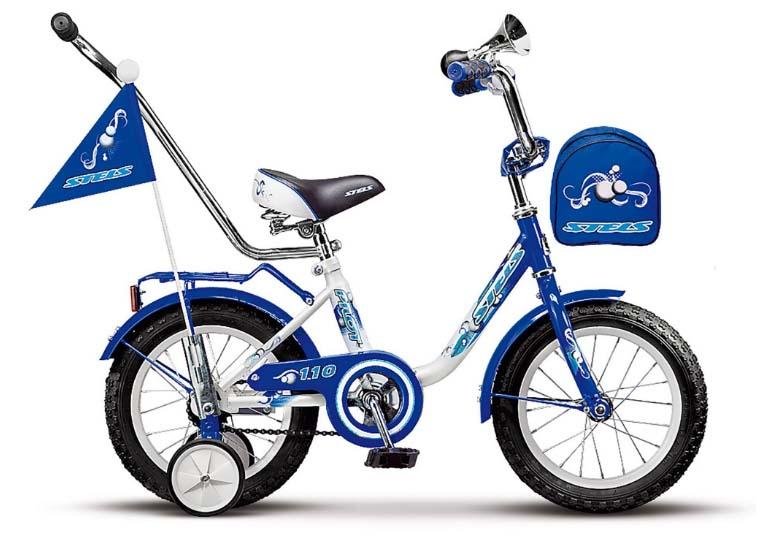 Складной велосипед Pilot 110 - Велосипеды детские, артикул: 158170