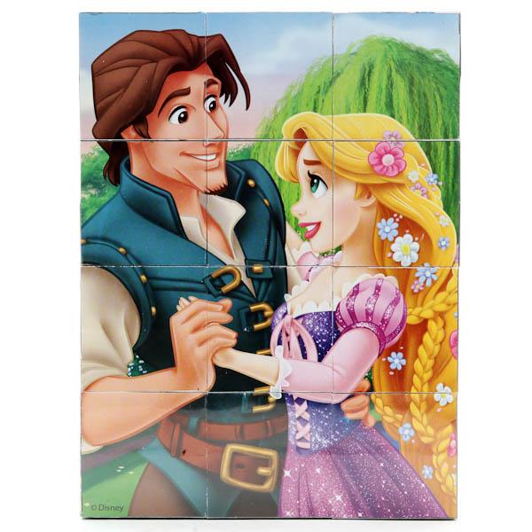 Набор из 12 кубиков «Принцессы Дисней»Кубики<br>Набор из 12 кубиков «Принцессы Дисней»<br>