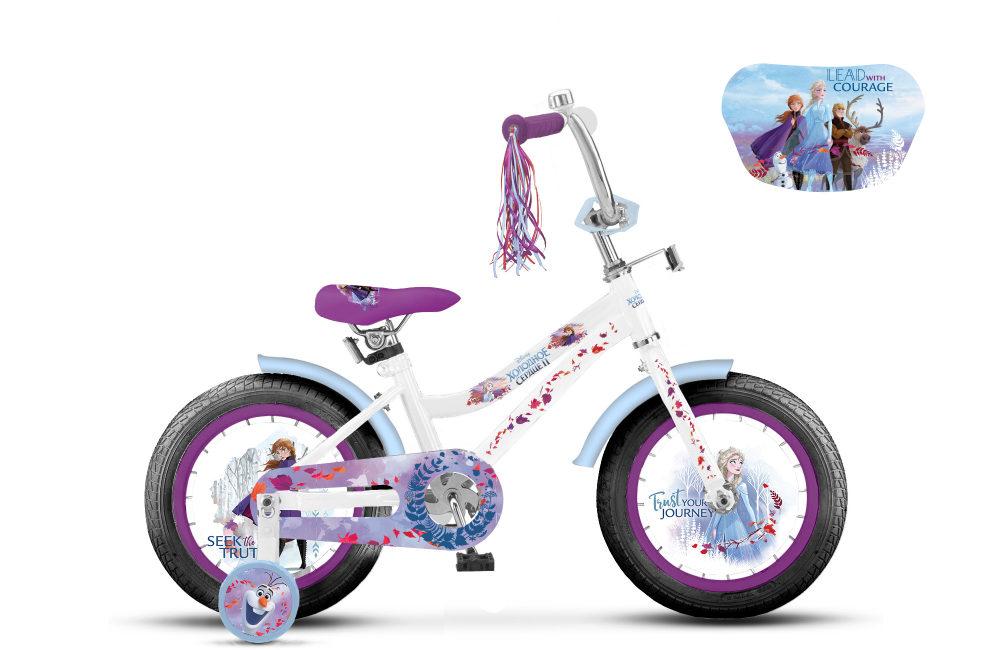 """Детский велосипед Disney Холодное сердце 2, колеса 12"""""""