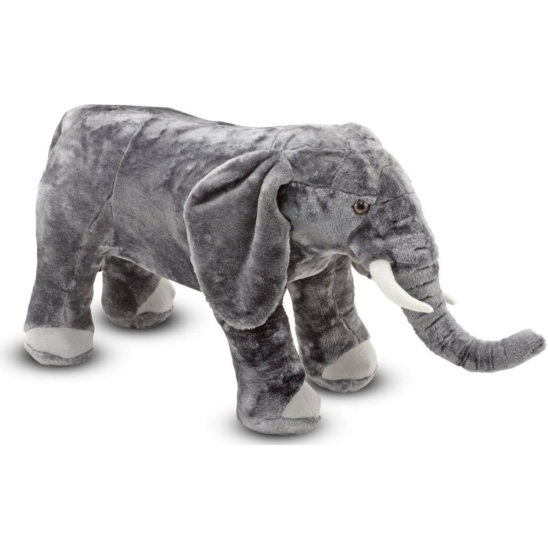 Мягкая игрушка  Слон - Дикие животные, артикул: 164205