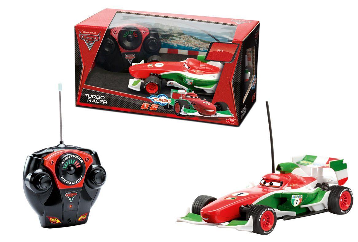 Cars-2 Francesco на радиоуправлении - CARS 3 (Игрушки Тачки 3), артикул: 9158
