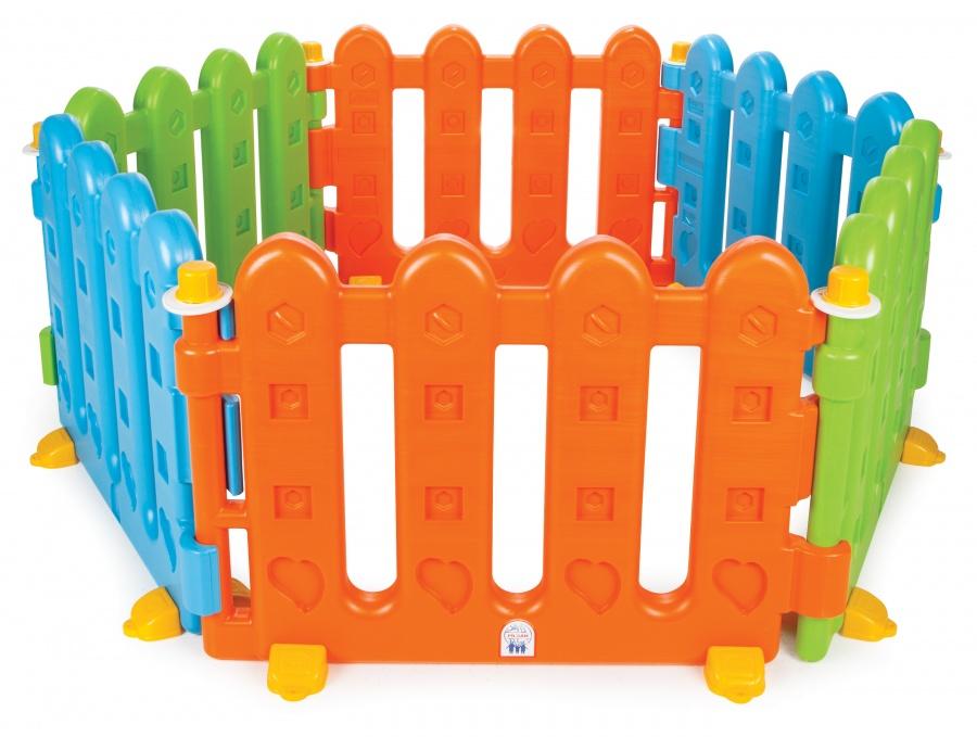 Ограждение детской игровой зоны PlayМанежи<br>Ограждение детской игровой зоны Play<br>