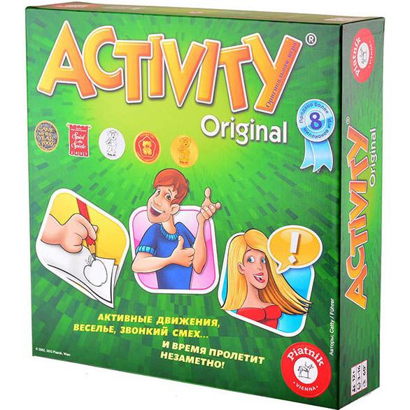 Игра настольная - Activity 2, юбилейное издание