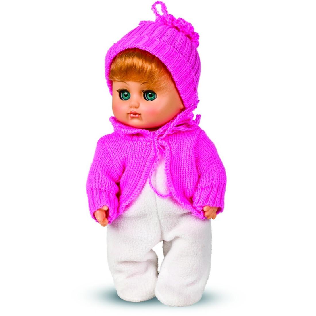 Кукла Любочка 7, 21 смРусские куклы фабрики Весна<br>Кукла Любочка 7, 21 см<br>
