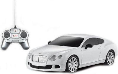 Радиоуправляемая машинка, масштаб 1:24, Bentley Continental GT speed - Радиоуправляемые игрушки, артикул: 99646