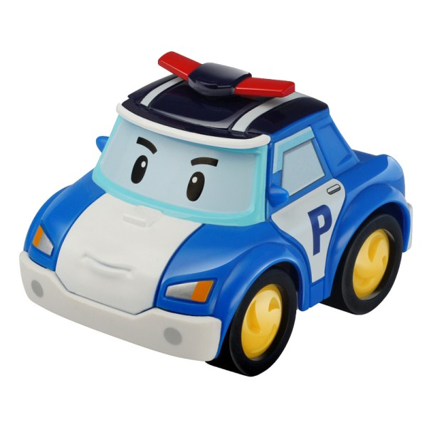 Инерционная машинка ПолиRobocar Poli. Робокар Поли и его друзья<br>Инерционная машинка Поли<br>