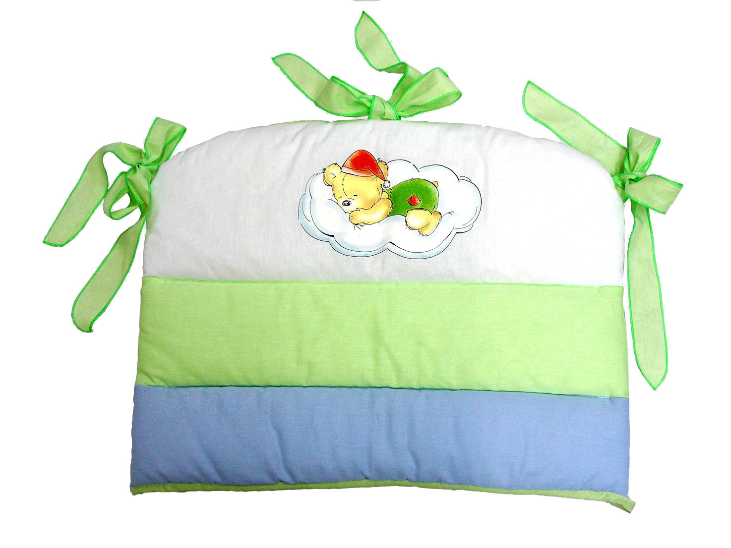 Бампер - CapriccioБампер в кроватку<br>Бампер - Capriccio<br>
