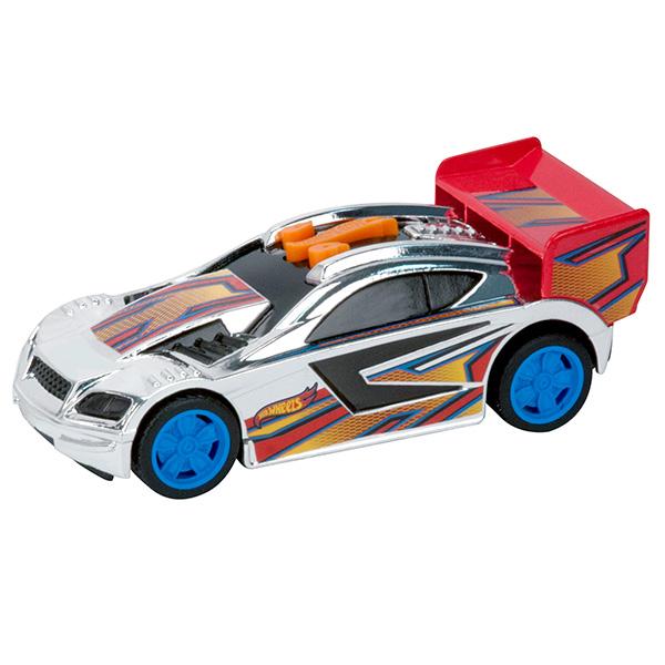 Машинка Hot Wheels со светом и звуком – Спойлер, красный, 13,5 смHot Wheels<br>Машинка Hot Wheels со светом и звуком – Спойлер, красный, 13,5 см<br>