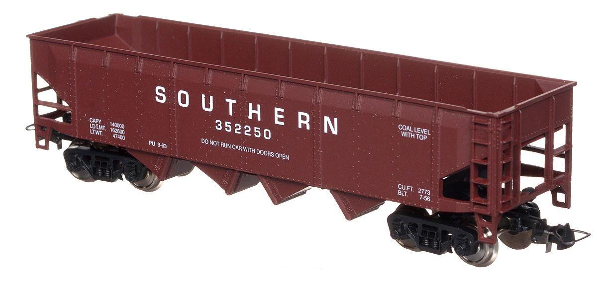 Саморазгружающийся бункерный грузовой вагон Mehano 40 Southern -EU/?R.KOL/ZAMДетская железная дорога<br>Саморазгружающийся бункерный грузовой вагон Mehano 40 Southern -EU/?R.KOL/ZAM<br>