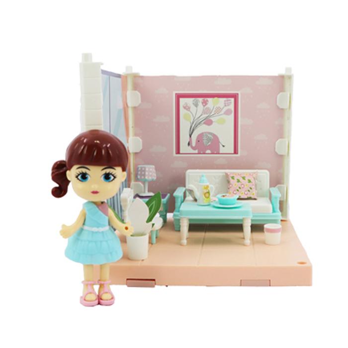 Купить Игровой набор - Милый уголок - Гостиная, Funky Toys