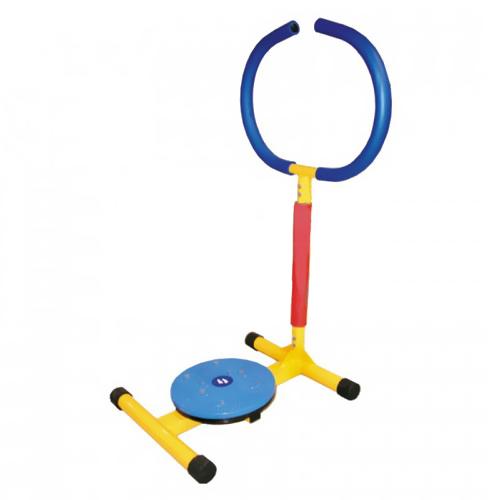 Купить Тренажер детский механический - Твистер с ручкой, MooveFun