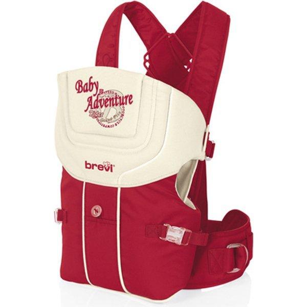 Рюкзачок для переноски детей  Koala 2, красный - Товары для мамы, артикул: 168735