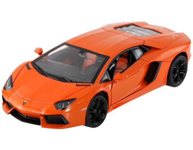 Металлическая машинка Lamborghini Aventador LP700, масштаб 1:18Lamborghini<br>Металлическая машинка Lamborghini Aventador LP700, масштаб 1:18<br>