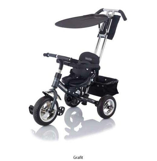 Трехколесный велосипед - Lexus Trike Next Generation графитВелосипеды детские<br>Трехколесный велосипед - Lexus Trike Next Generation графит<br>