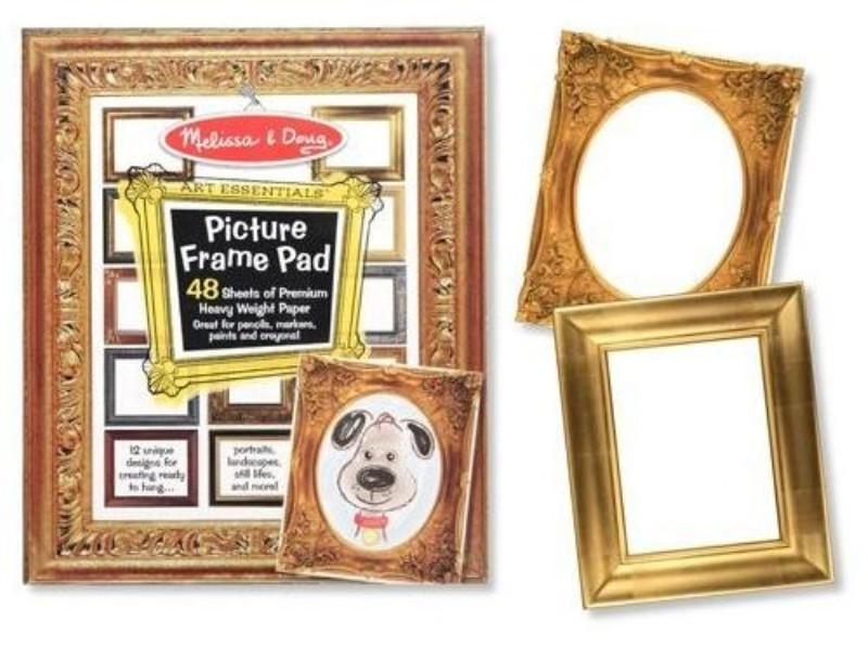 Купить Набор для рисования Рамка для фотографий , Melissa&Doug