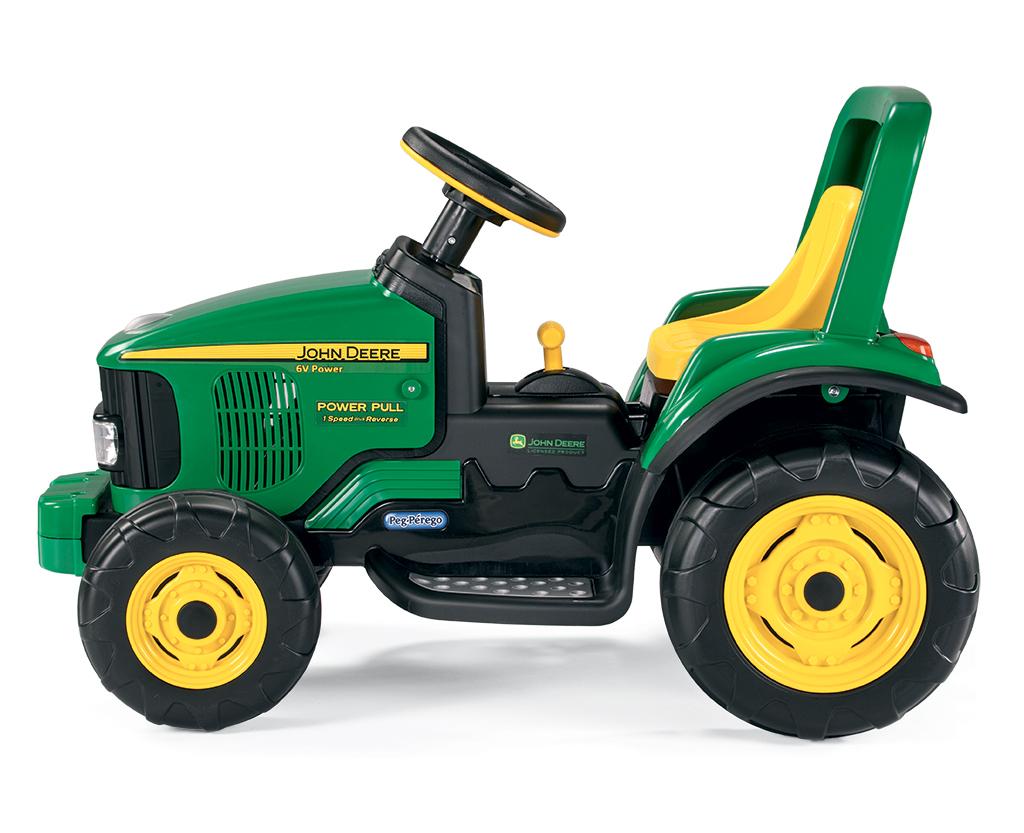 Электромобиль трактор Peg-Perego JD TRACTOR 6V ED1167
