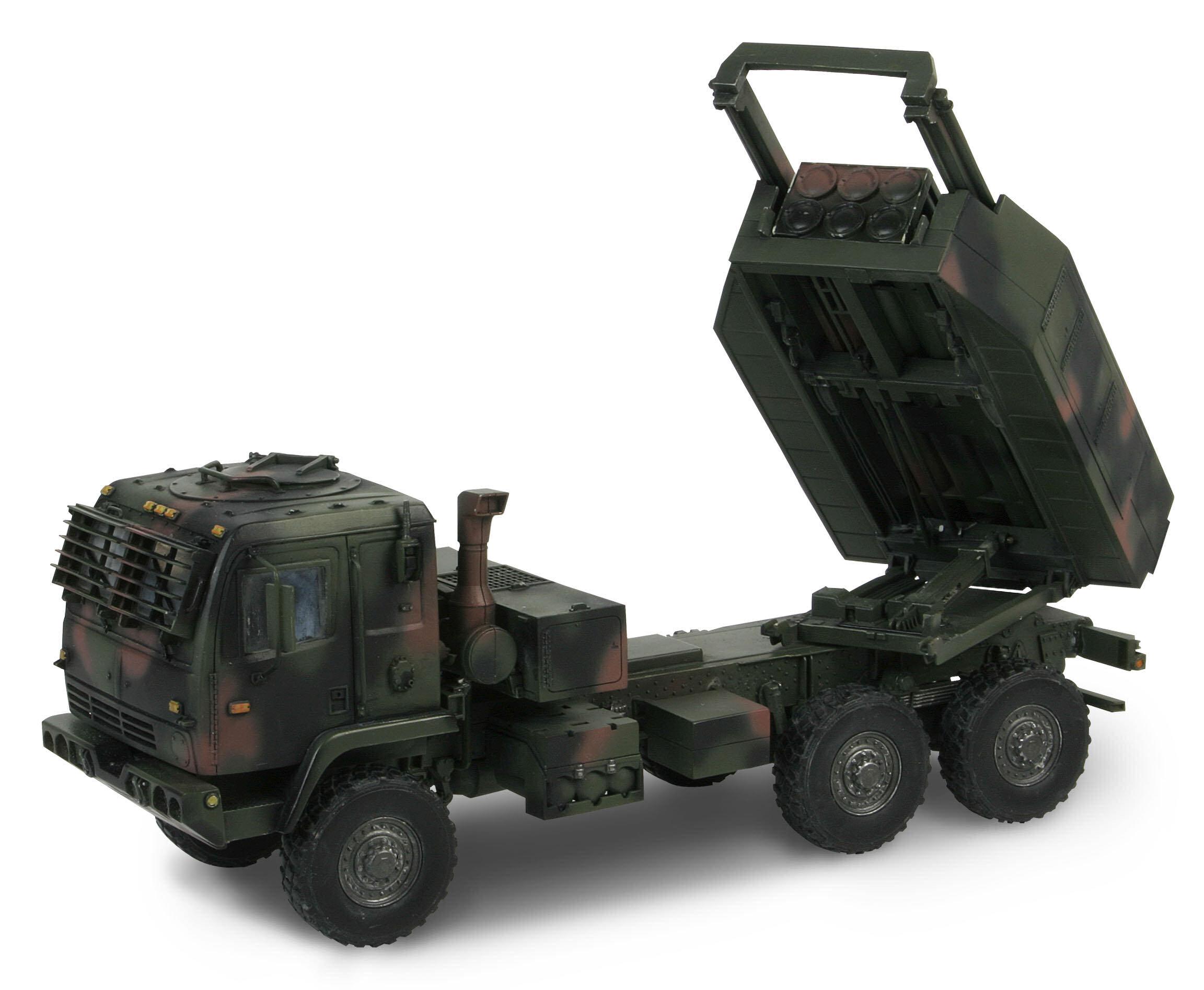 Коллекционная модель - Мобильная ракетная система М142, США, 1:32Военная техника<br>Коллекционная модель - Мобильная ракетная система М142, США, 1:32<br>