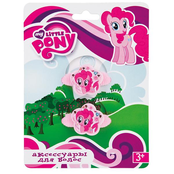 Набор из 2-х резинок для волос «Моя маленькая пони»Юная модница, салон красоты<br>Набор из 2-х резинок для волос «Моя маленькая пони»<br>
